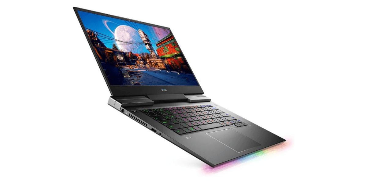 Dell G7 15 med 300Hz-skärm, 10: e generationens Intel-processorer och RTX-grafikprocessorer lanserade i Indien