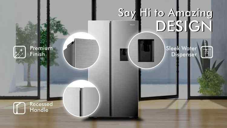 HiSense lanserar kylskåp 2020 i Indien