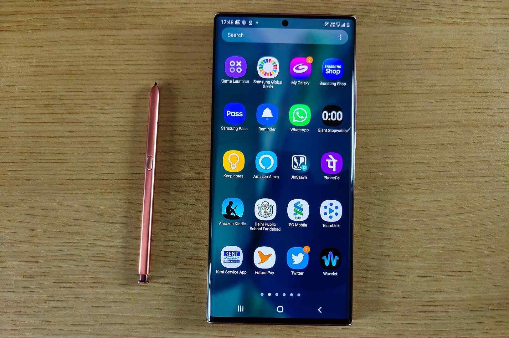 Samsung One UI 3.0-funktioner, utgivningsdatum och tidslinje för uppdatering