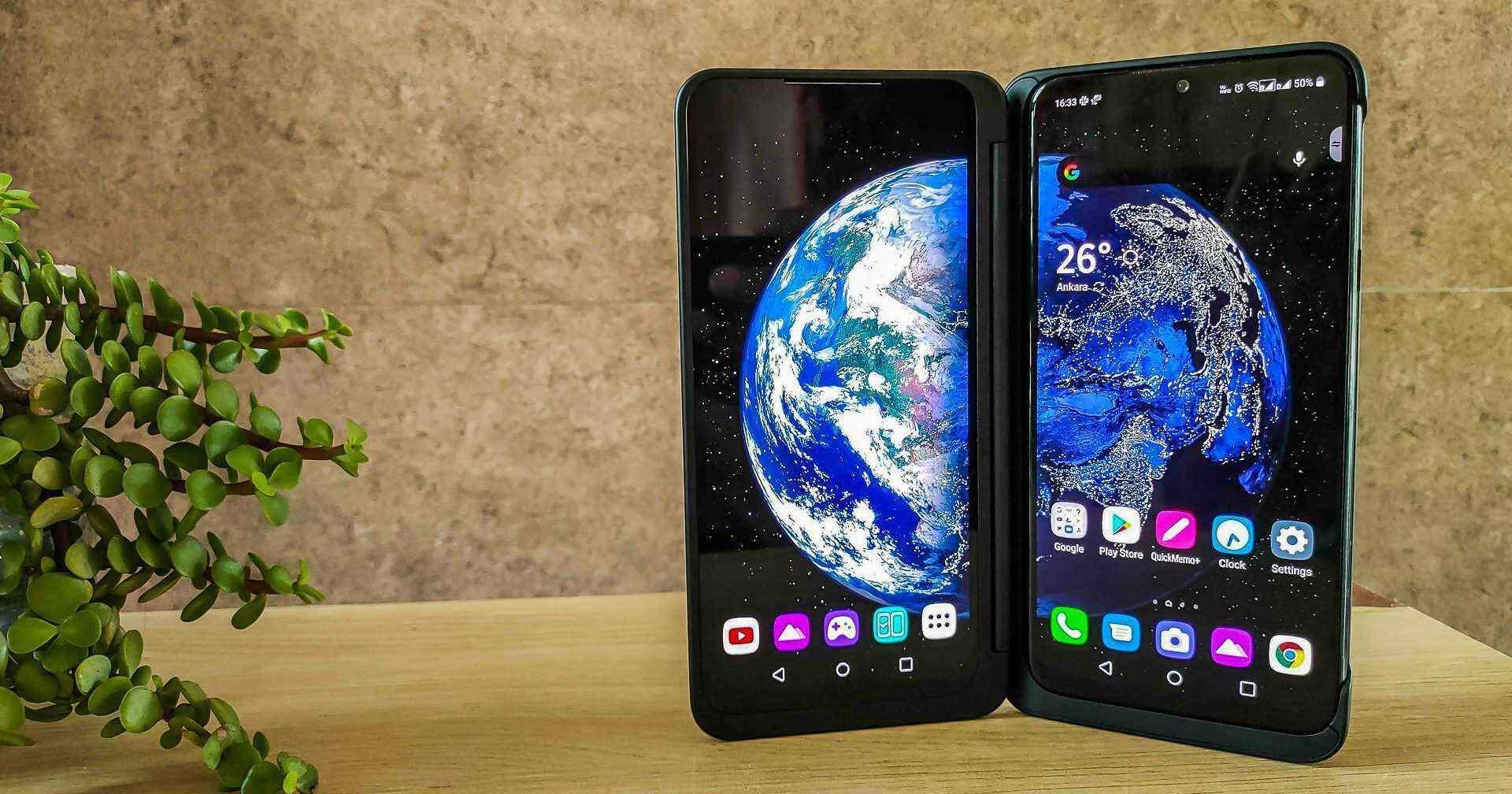 Återgå till LG G8x ThinQ Dual Screen: Fick LG det rätt första gången?