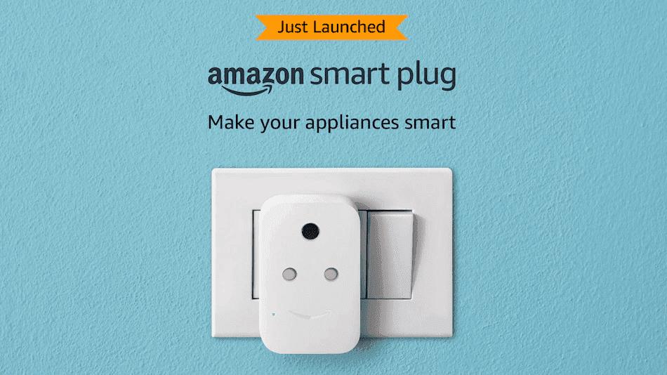 Amazon Smart Plug med Alexa-integration lanserades till 1,999 kr