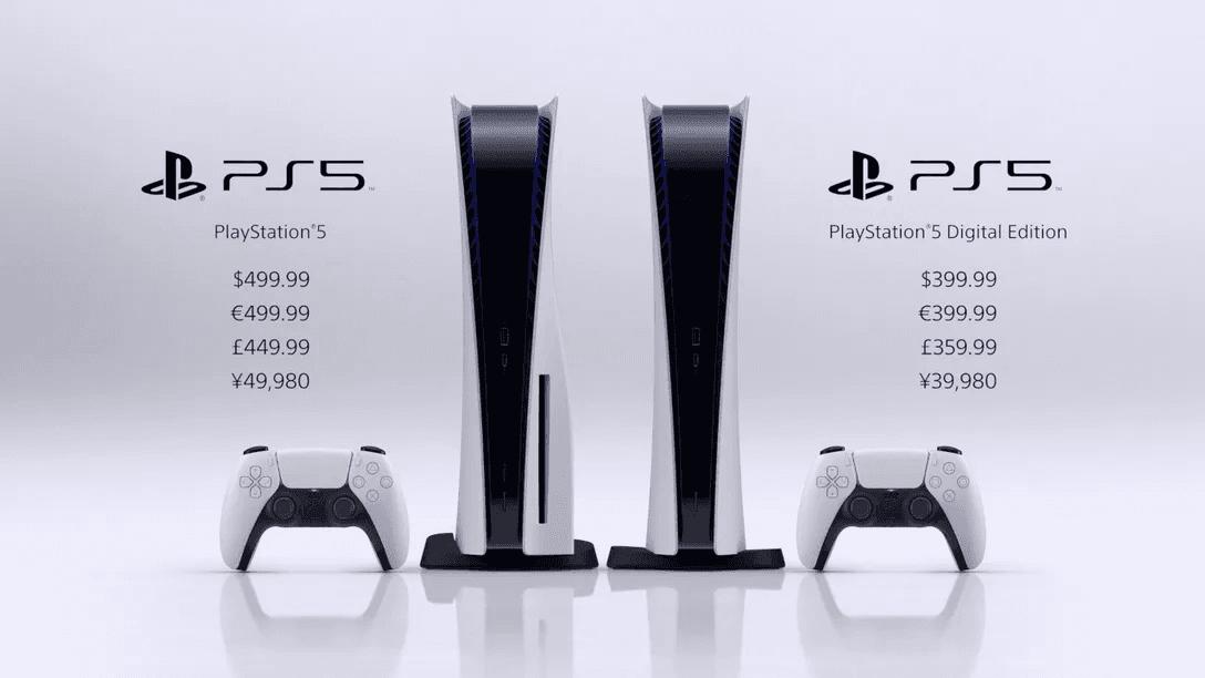 Sony PS5-priset börjar på $ 399: Här är spel, tillbehör och releaseinformation