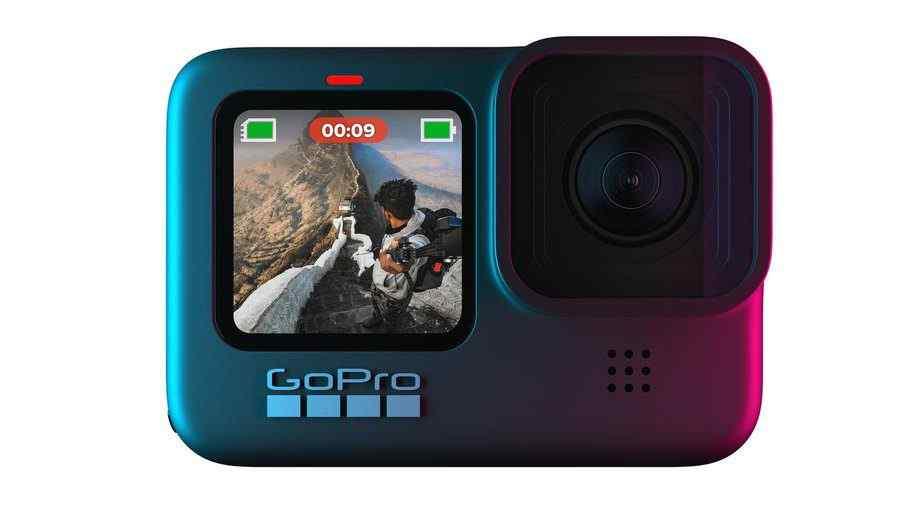 GoPro HERO9 Black med 23,6 MP-sensor och 5K-videostöd lanseras till 49 500 £