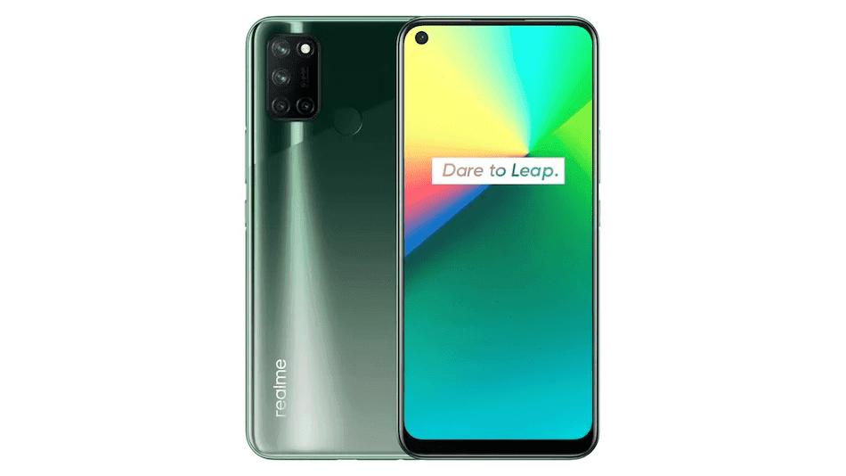 Realme 7i med Snapdragon 662 och 90Hz-skärm blir officiellt