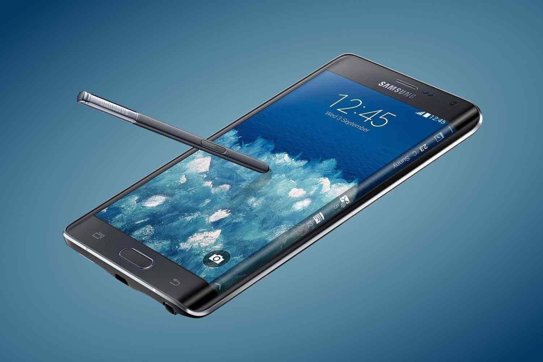 Samsung Galaxy Note Edge: En toppsäljare