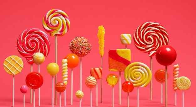 Android Lollipop V5.0-uppdatering släppt