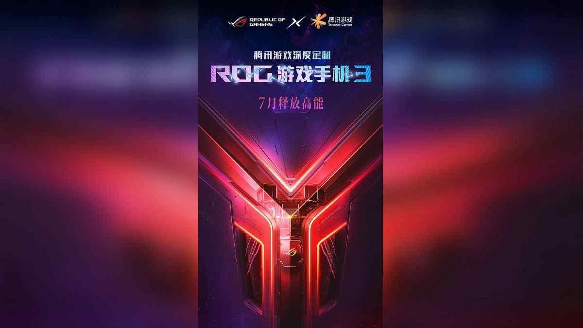 Asus ROG Phone 3 lanseras nästa månad i Kina