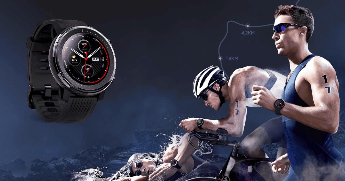 Huami Amazfit Stratos 3 smartwatch lanserades i Indien