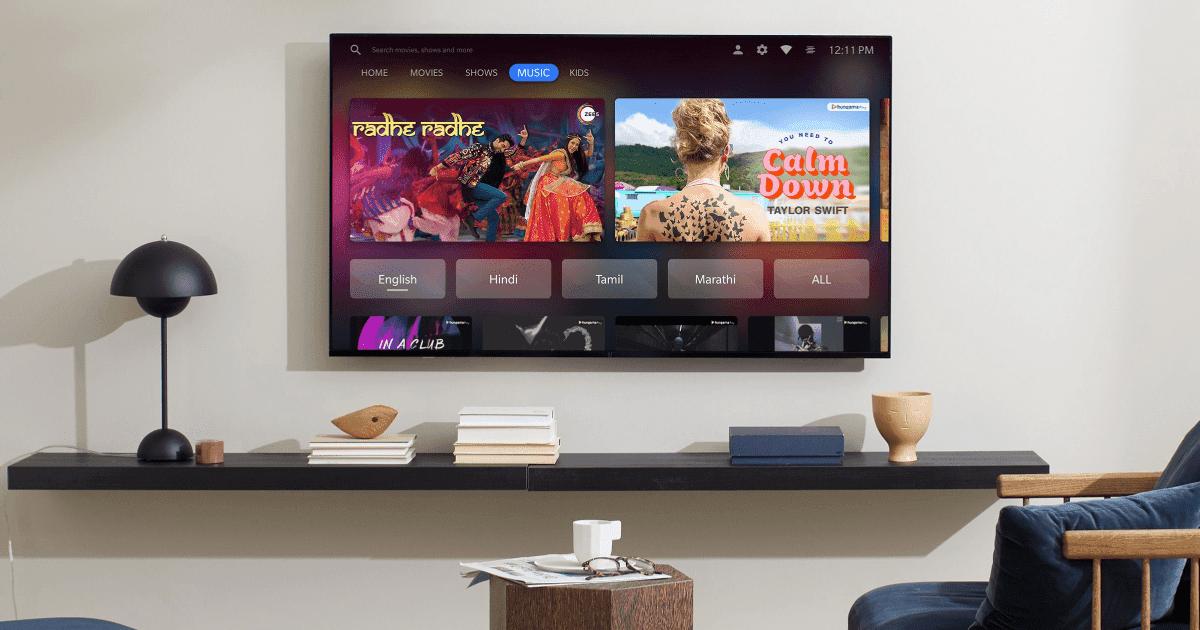 Prisvärd OnePlus TV lanseras i Indien den 2 juli