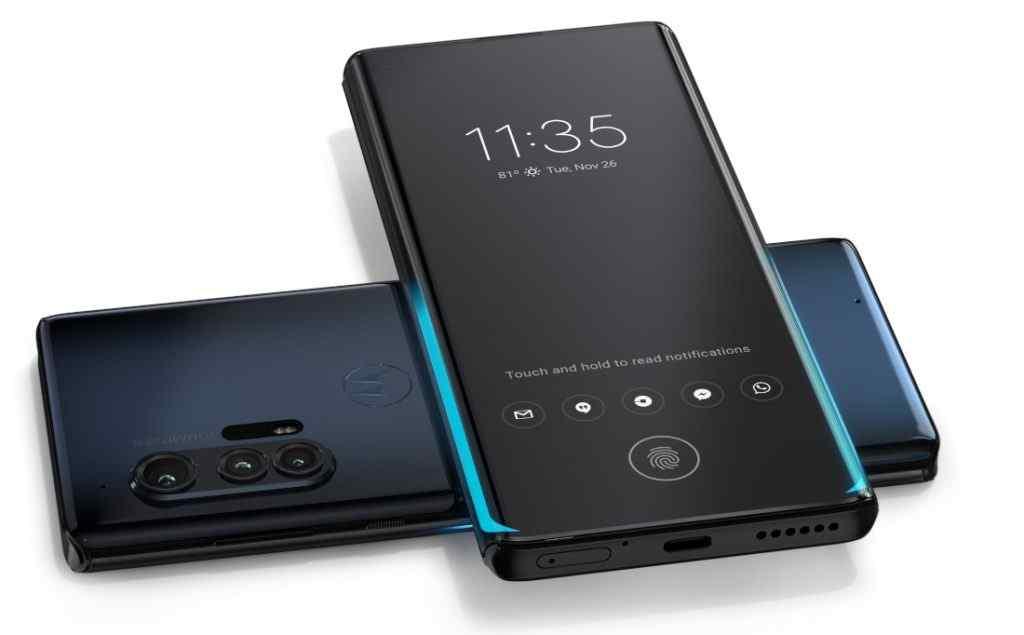 Motorola Edge + India lanseringsdatum tillkännagavs