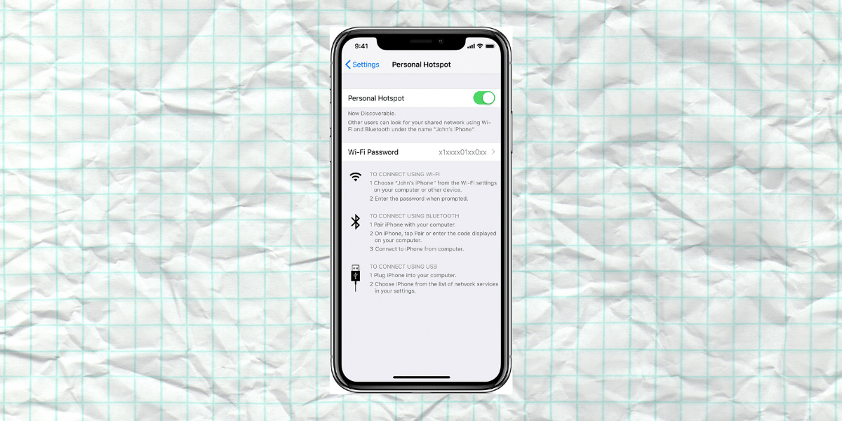 Så här fixar du Apple Personal Hotspot Fault i iOS 13, iPadOS 13