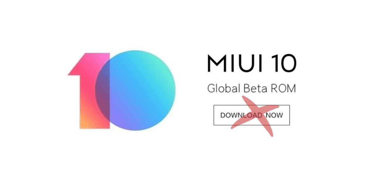 Inga fler MIUI globala betauppdateringar börjar den 1 juli, meddelar Xiaomi