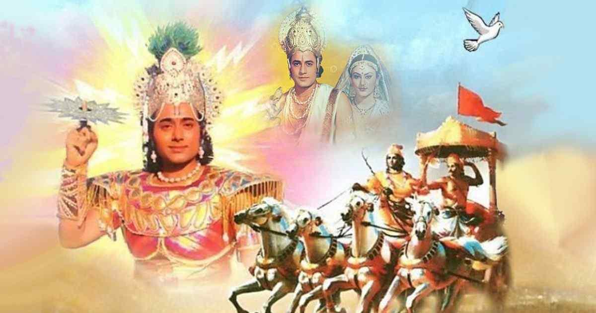 Hur kan jag titta på Ramayan och Mahabharat online på telefon eller TV?