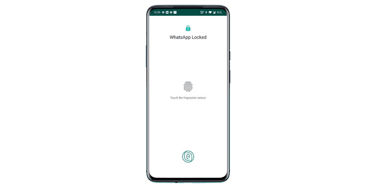 Hur man kringgår WhatsApp Fingeravtryckslås utan rot