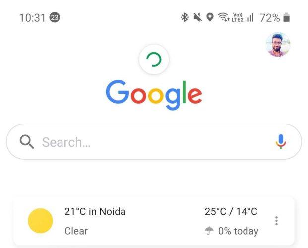 Hur man söker anonymt på Google