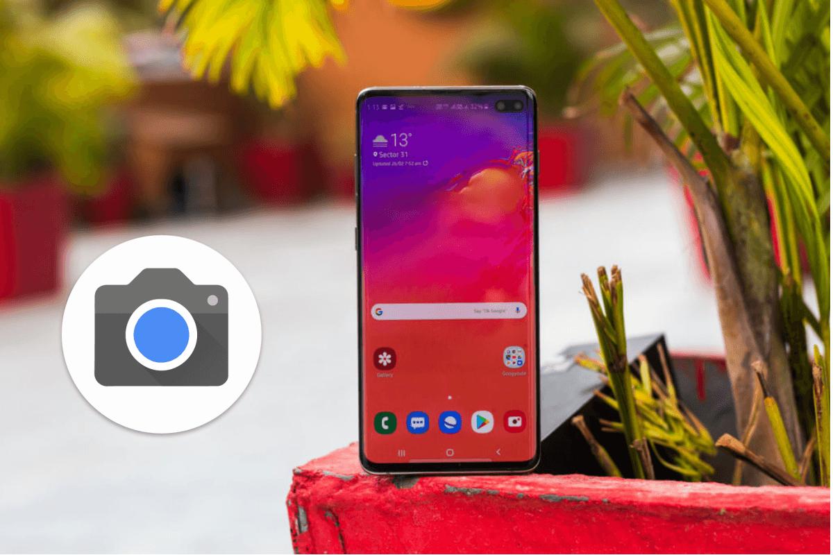 Så här installerar du Google Pixel Camera på Samsung Galaxy S10