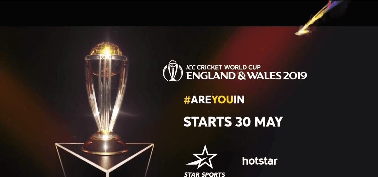 Hur man tittar på ICC Cricket World Cup 2019-matcher gratis online utan Hotstar-prenumeration på mobil