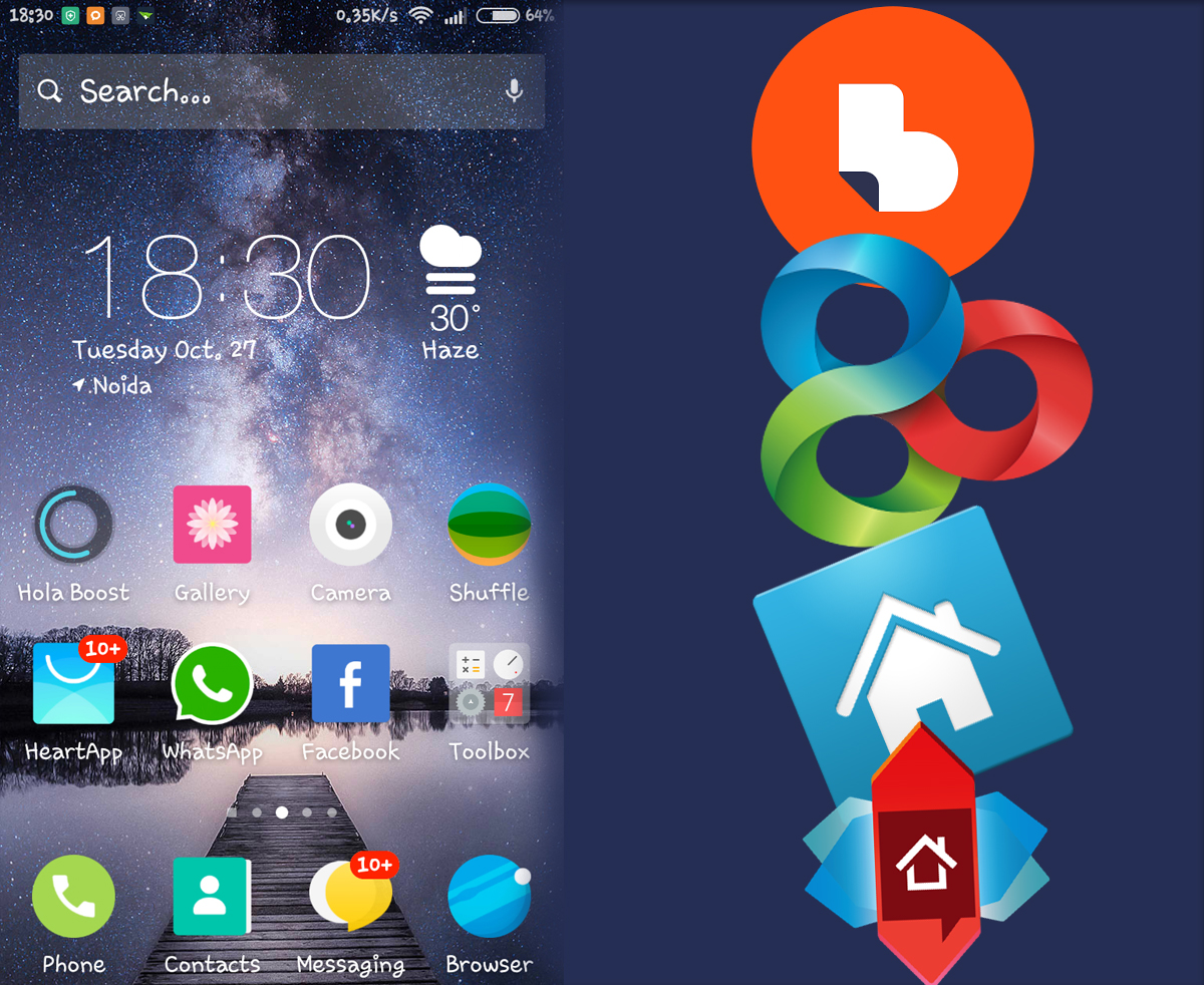 5 bärraketer (gratis) som får din telefon att se fantastisk ut