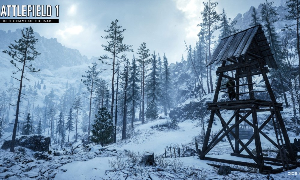 Battlefield 1 In the Name of the Tsar DLC Release Date Confirmed