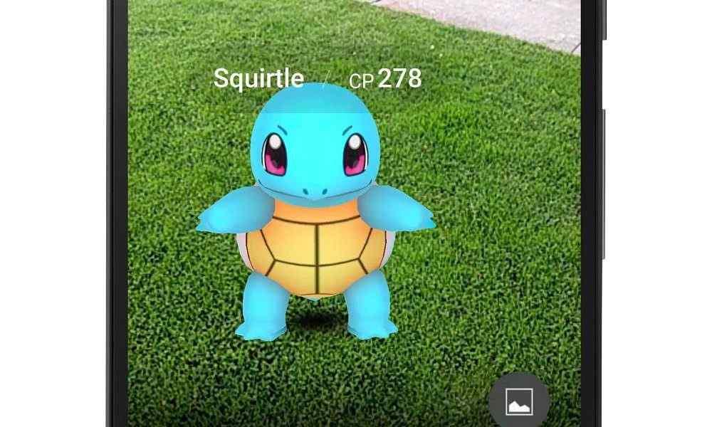 Släppfönster för Pokémon GO och nya Go Plus-detaljer