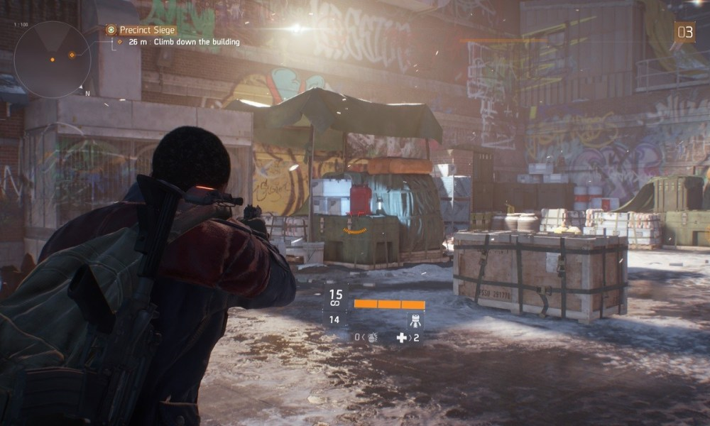 Division: The Dark Zone Explained