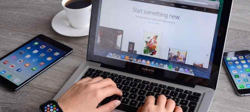 Nya Safari-funktioner i macOS Big Sur
