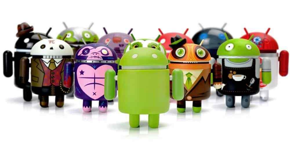 Ta en skärmdump på Android genom att knacka på baksidan av telefonen