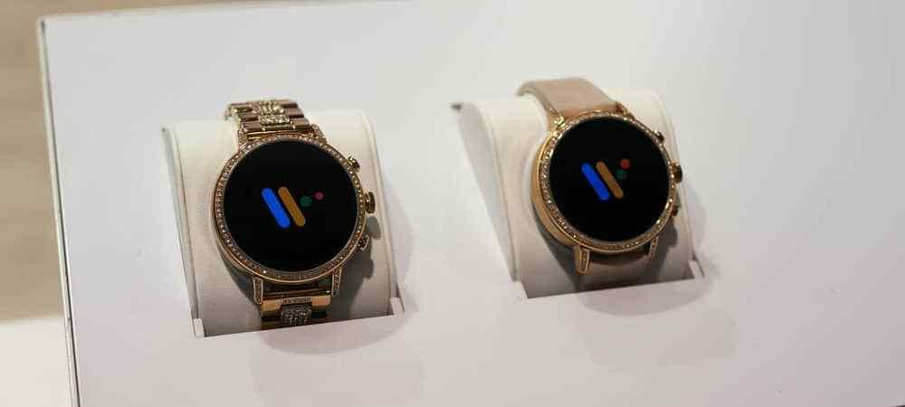 Tio bra appar för ditt Wear OS Smartwatch