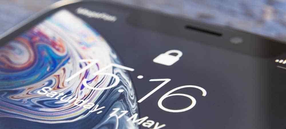 Ta ett skärmdump på iPhone med en Back Tap