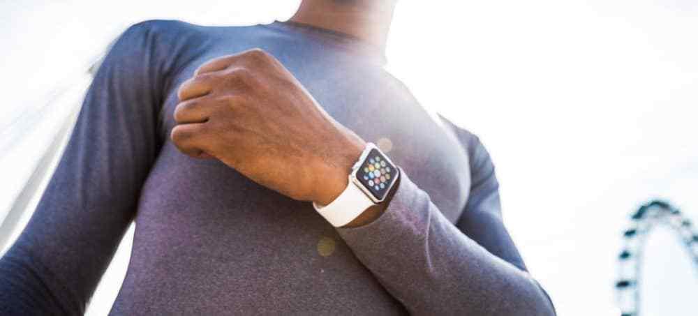Med den nya sömnfunktionen på iPhone och Apple Watch