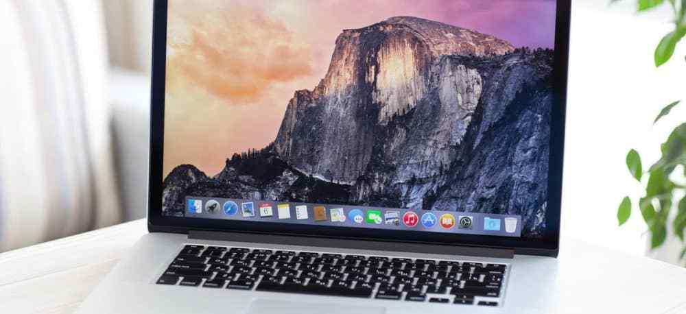 Starta en fysisk Windows 10-hårddisk med en Mac