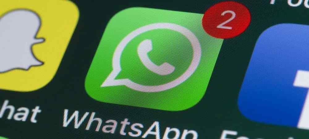Så här aktiverar du mörkt tema på WhatsApp för Android