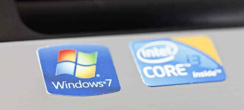 Microsoft slutar stöd för Windows 7, vad nu?