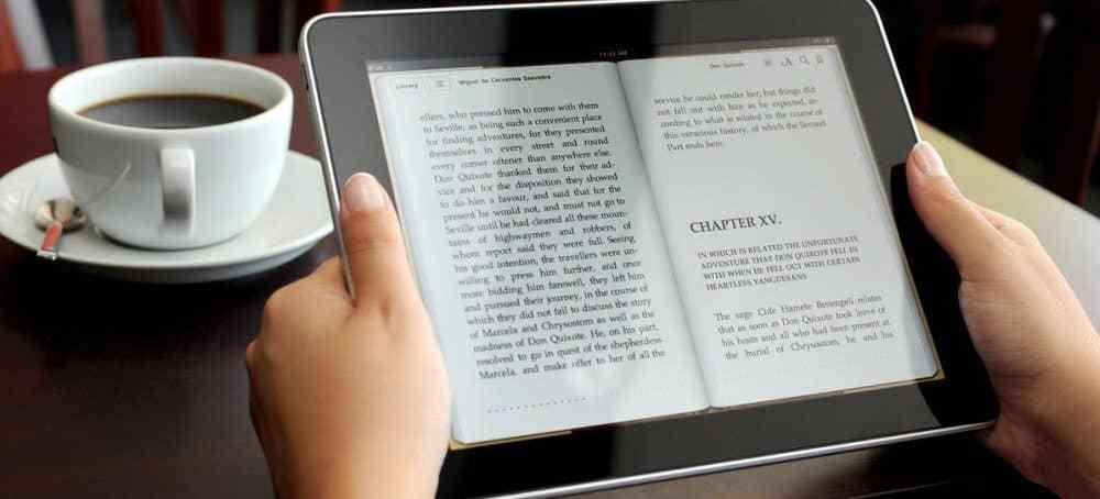 Tre sätt att läsa PDF-filer och Word-dokument på din Kindle-enhet