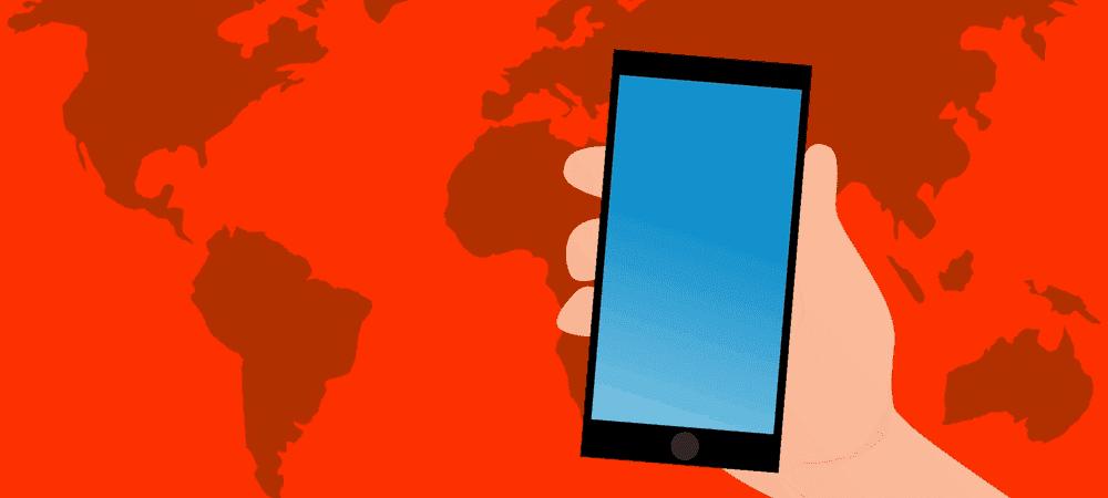 De första 7 sakerna du kan lära dig om Google Maps för att planera din resa