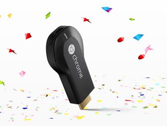 Google Chromecast-ägare får en gratis filmuthyrning för sin andra födelsedag
