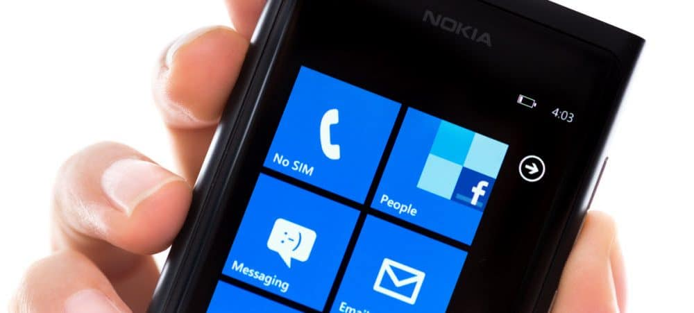 Microsoft Mobile Build 10166 lanseras