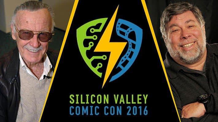Stan Lee och Steve Wozniak samarbetar för att skapa och lansera Silicon Valley Comic Con