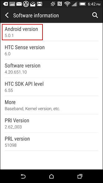 Android-version
