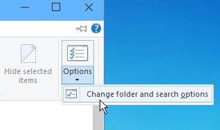 Gör Windows 10 File Explorer alltid öppen för den här datorn