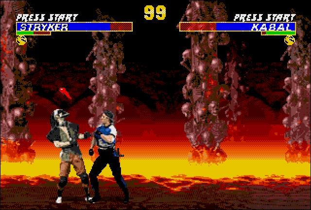 Flera Mortal Kombat-spel