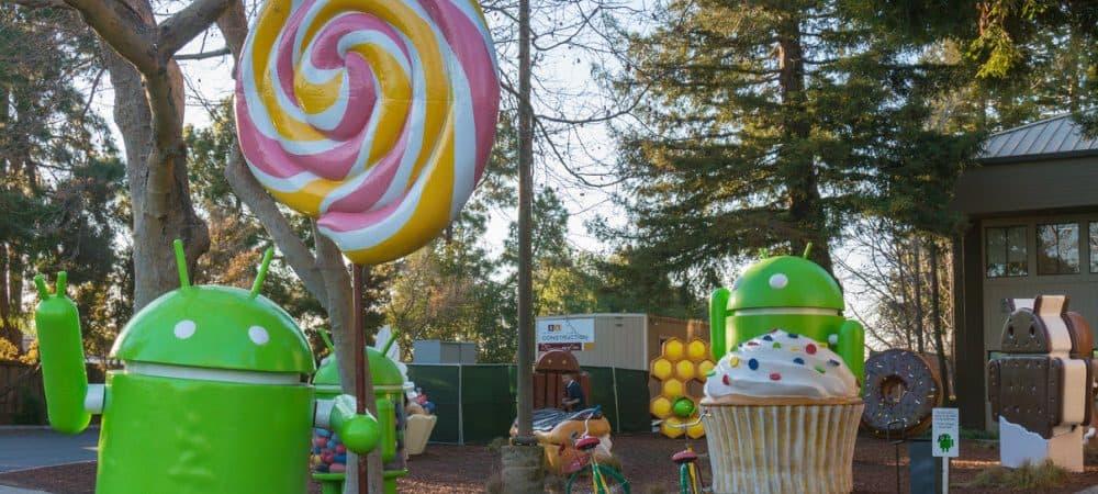 Spela Android 5.0 Lollipop Hidden Flappy Bird Game