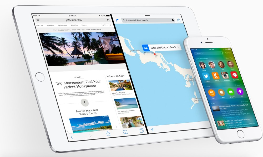 10 iOS 9 Funktioner Apple Stål från Android