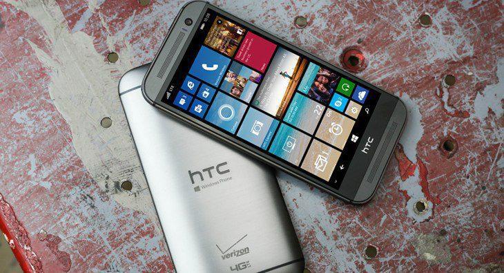 T-Mobile HTC One M8 för Windows-utgåva imorgon
