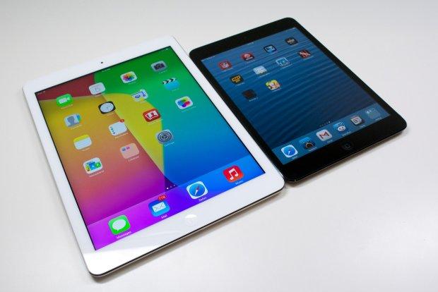 iPad Air 2014-design