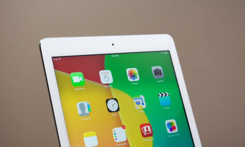 iOS 7.1.1 på iPad Air: intryck och prestanda