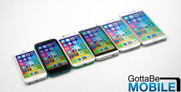 Apples iPhone 6-att-göra-lista visar 7 potentiella uppgraderingar