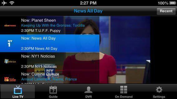 Topp 17 appar för att titta på TV på iPhone