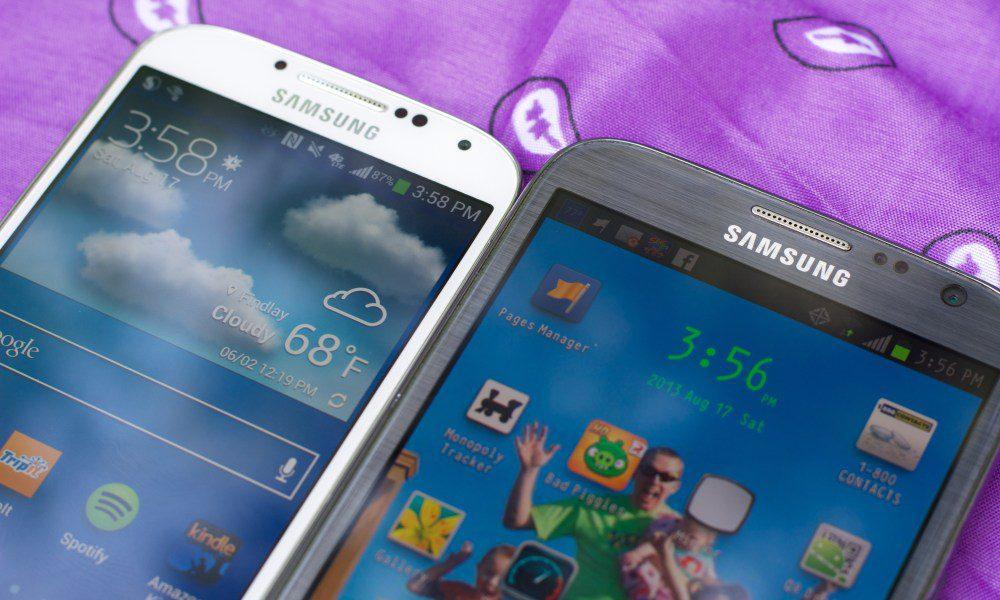 Samsung Galaxy S5 Rykten retar fler möjliga funktioner