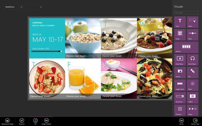 Hur Windows 8 får fler appar: Microsofts projekt Siena